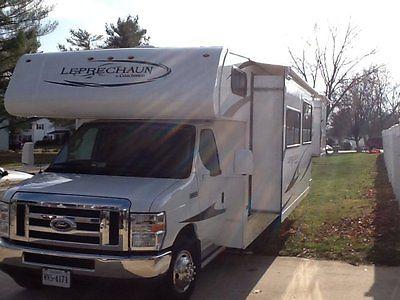 2014 Coachmen Leprechaun 280 DS 23000 Miles Class C