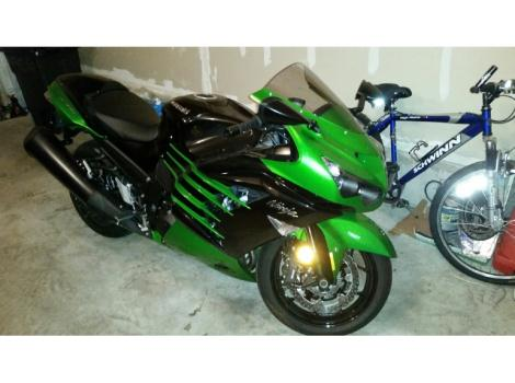 2014 Kawasaki Ninja Zx14r Motorcycles For Sale