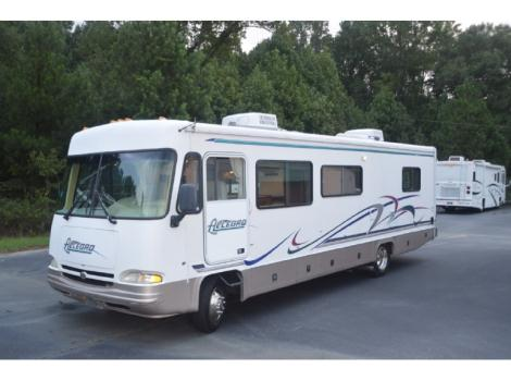 2000 Tiffin Motorhomes ALLEGRO BAY M31 WITH HARDWOOD FLOORS MUST WATCH A VIDEO