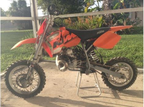 2004 KTM 50