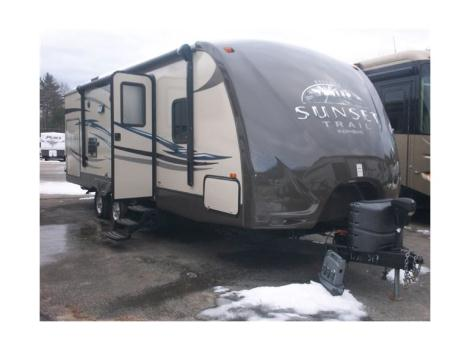 2013 Crossroads Rv Sunset Trail Super Lite ST250RB