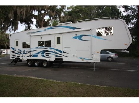 2008 Weekend Warrior LE 3505