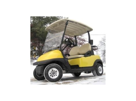 2012 Gsi 48V Club Car Precedent Golf Cart - Sun Shine Edition