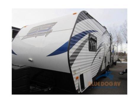 2015 Pacific Coachworks Sandsport Metal X 25FBX