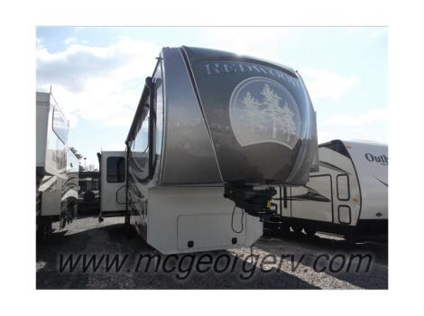2015 Redwood Rv Redwood 38GK