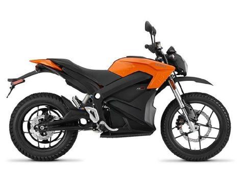 2015 Zero Motorcycles DS