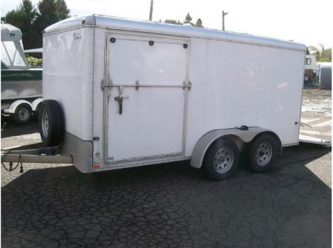 2011 Wells Cargo 14 x 7