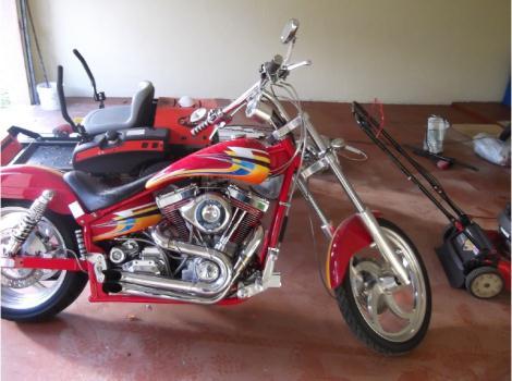 2001 American Ironhorse Ranger
