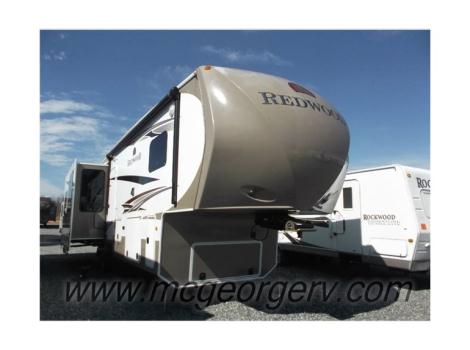 2012 Redwood Rv Redwood 36FB
