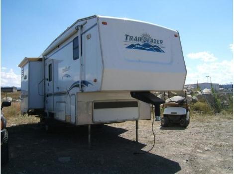 2005 Komfort TRAILBLAZER 252