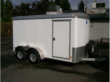 2012 Wells Cargo 12 x 6.5