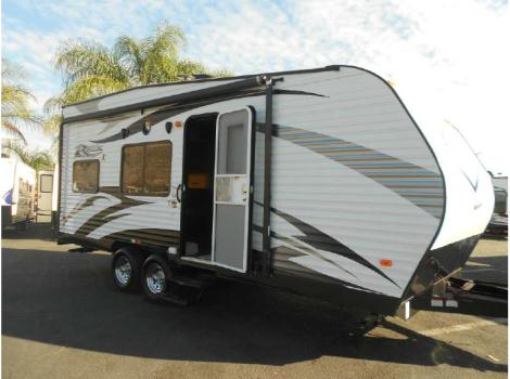 2015 Pacific Coachworks RAGEN 19EX FRONT QUEEN BED
