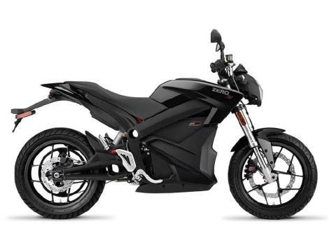 2015 Zero Motorcycles S ZF12