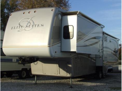 2008 DRV LUXURY SUITES Elite Suites 36RSSB3