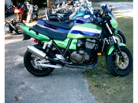 2001 Kawasaki ZRX 1200
