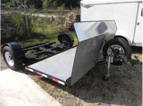 2015 Tandem Tow Car / Golf Cart Hauler