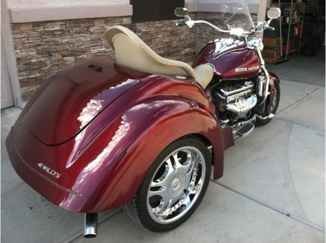 2007 Boss Hoss Trike