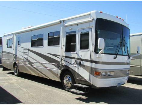 2002 National Tradewinds 374 LE