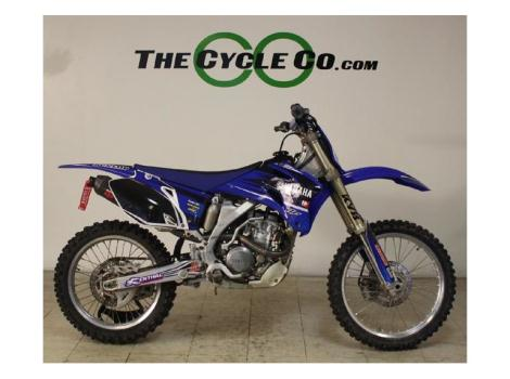 yamaha yz 250 motorcycles for sale in columbus ohio. Black Bedroom Furniture Sets. Home Design Ideas