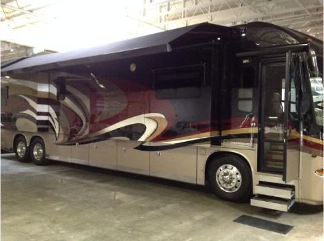 2013 Entegra Coach Cornerstone