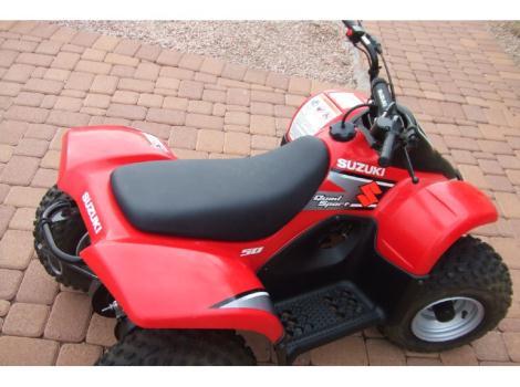2003 Suzuki Or 50