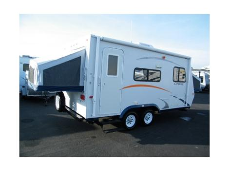 Coyote Hybrid Rvs For Sale