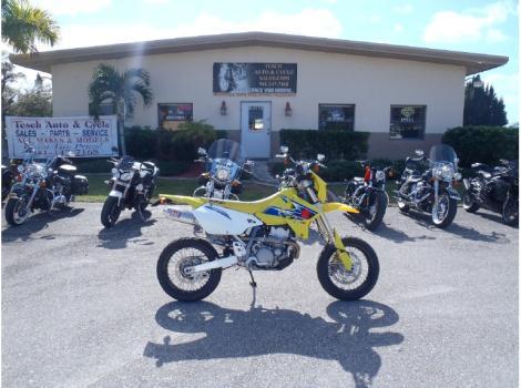 2006 Suzuki DR-Z 400SM SUPER MOTO