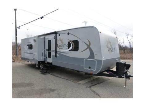 2015 Open Range Rv Light LT272RLS