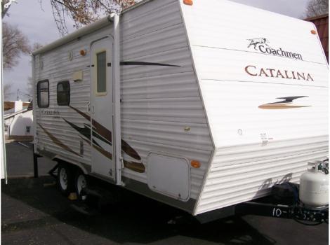 2010 Coachmen Catalina 20rd CATALINA 20RD