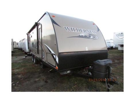 2014 Heartland Rv WILDERNESS 2750RL