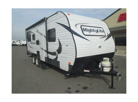 2015 Pacific Coachworks Mighty Lite 20RLS Dry Weight 3300LB