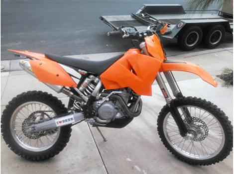 2005 KTM Mxc 525