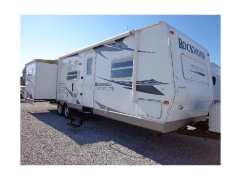 2009 Rockwood FOREST RIVER 831SS/RENT TO OWN/NO CREDIT