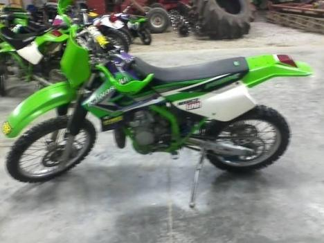 1996 Kawasaki KDX200