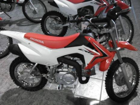 2 Honda Dirt Bikes