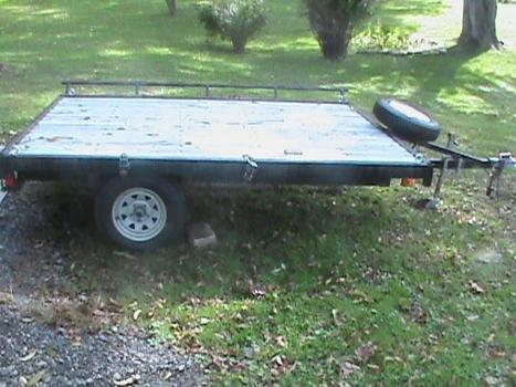 ATV trailer