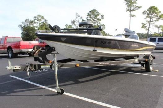 2008 Stratos 176xt Bass Boat Boats For Sale