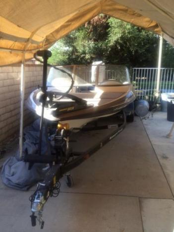 2006 Ranger 180 Reata Bass Fishing Boat Fiberglass