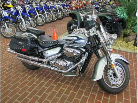 suzuki boulevard c50 motorcycles for sale in jacksonville florida. Black Bedroom Furniture Sets. Home Design Ideas