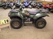 2002 Kawasaki KVF650A1 Prairie ATV