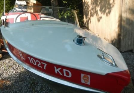14' 1957 Alumacraft Flying D