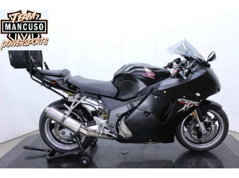 2002 Honda CBR1100XX Super Blackbird