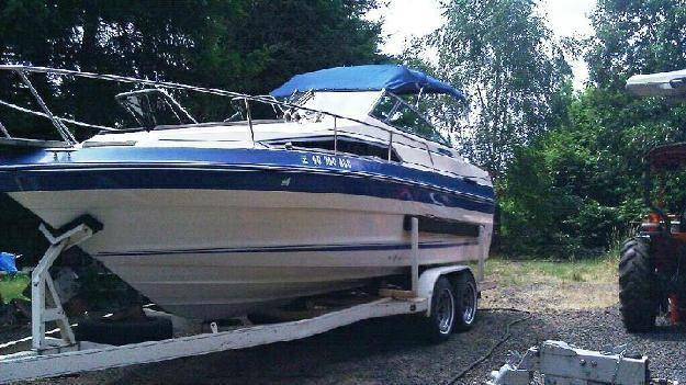 30' 1987 Sea Ray Weekender 230 5.7L V8 Boat Marine Watercraft