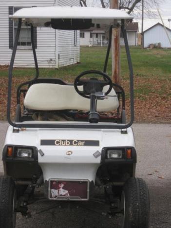 GOLF CART  2003  CLUB CAR