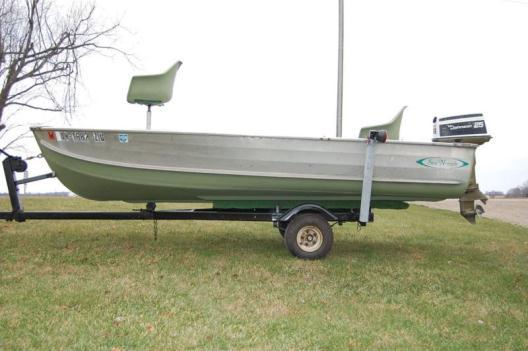 14 Sea Nymph Jon Boat Boats for sale