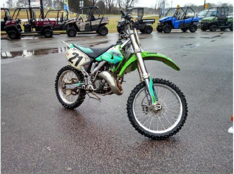 2005 Kawasaki KX 125