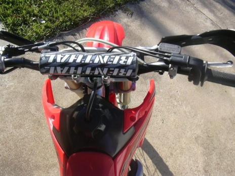 honda dirt bike motorcycles  sale