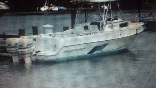 1998 24' Aqua Sport 245 Walkaround