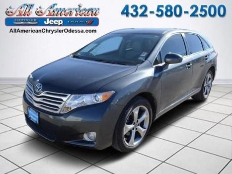 2012 Toyota Venza 4dr Front