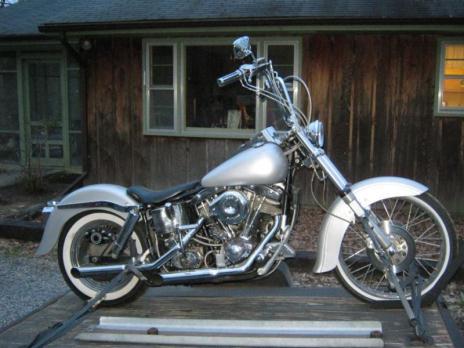 1981 Harley Davidson FXWG Wide Glide 1340cc Shovelhead
